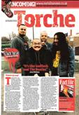torche metal hammer cover