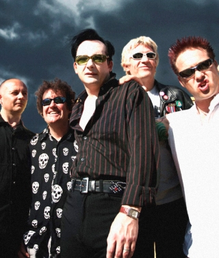the damned press shot