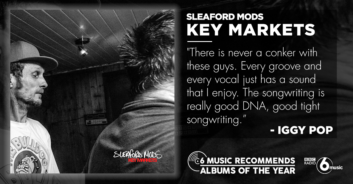 SLEAFORD MODS - AOTY QUOTE