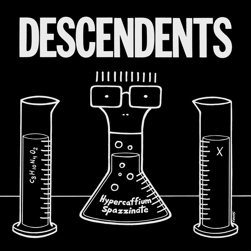 Descendents - album cover