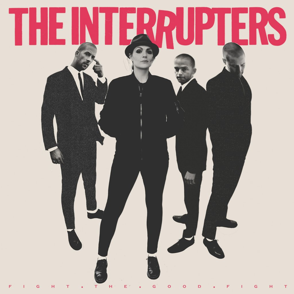 Interrupters album cover