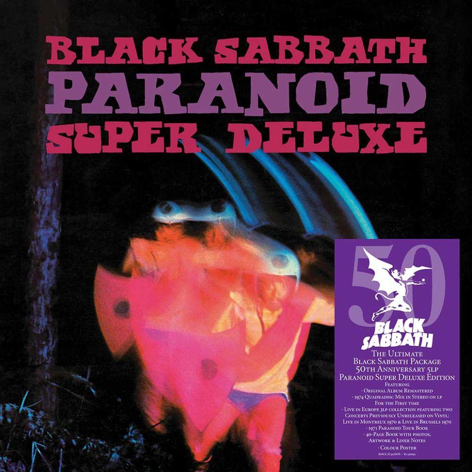 Black Sabbath - Paranoid 50th Anniversary Edition